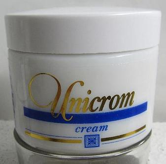 Bleaching Cream for Black Skin (Unicrom)